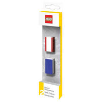 Set of 2 Lego Pencil Sharpeners