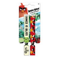 Angry Birds Pack of 2 Festival Wristbands Thumbnail 1
