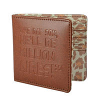 Only Fools & Horses One Day Son We'll Be Millionaires Wallet