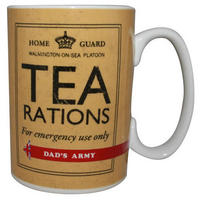 Dad's Army Tea Rations Mug