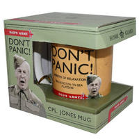 Dad's Army Don't Panic Mug Thumbnail 2