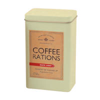 Dad's Army Coffee Rations Tin Canister