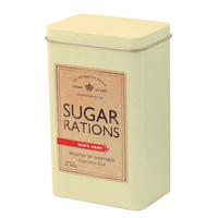 Dad's Army Sugar Rations Tin Canister