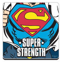 Superman Super Strength Single Coaster