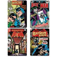 Batman Detective Comic Covers Set of 4 Coasters Thumbnail 1
