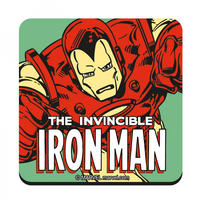 Invincible Iron Man Coaster