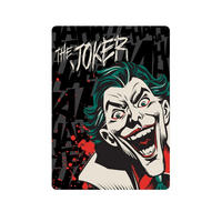 The Joker Face Fridge Magnet Thumbnail 1