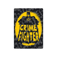 Batman Crime Fighter Fridge Magnet