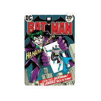 The Joker's Back In Town Fridge Magnet Thumbnail 1