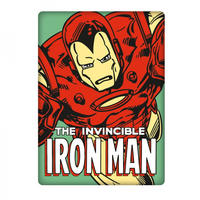 Iron Man Rectangular Magnet