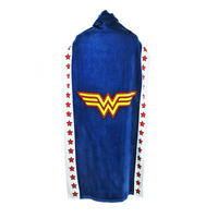 Wonder Woman Logo Cape Towel