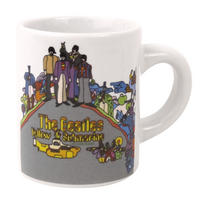 The Beatles Yellow Submarine Espresso Cup