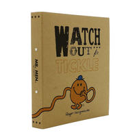 Mr Tickle Hardback Ring Binder