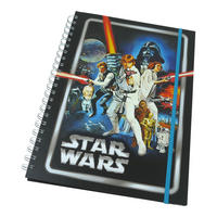 Star Wars New Hope A4 Hardback Notebook