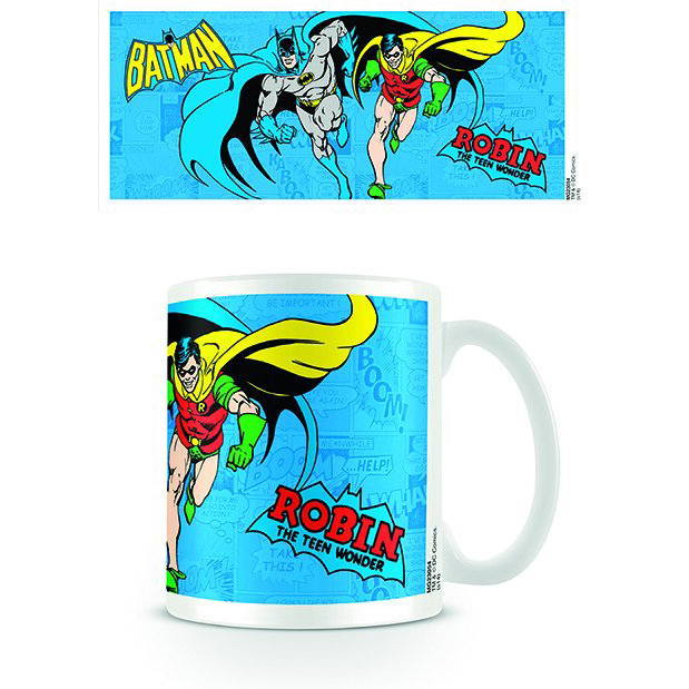 DC Comics Originals Batman & Robin Mug