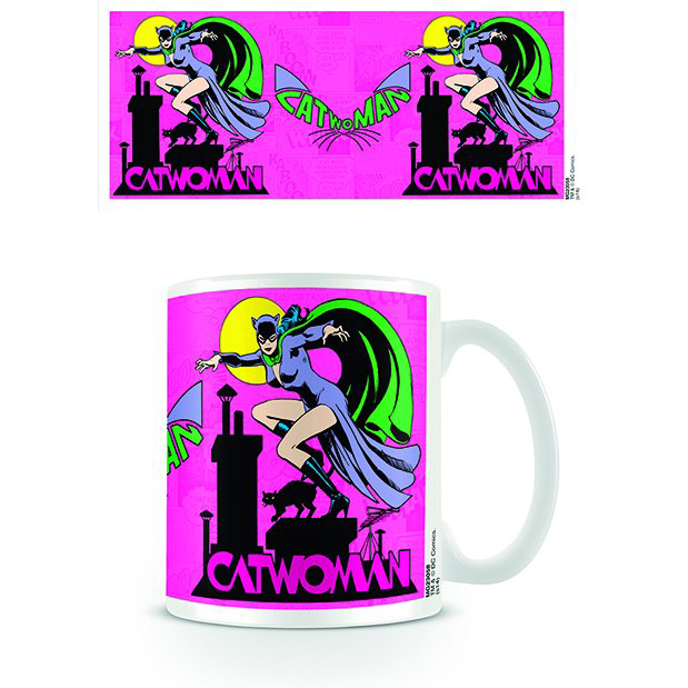 DC Comics Originals Catwoman Mug