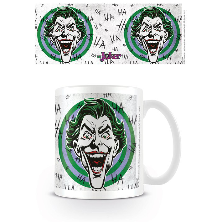 DC Comics Originals The Joker Hahaha Mug