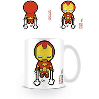 Iron Man Kawaii Mug