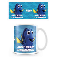 Finding Dory Just Keep Swimming Mug