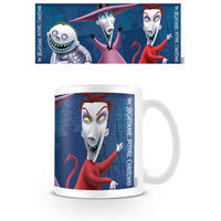 Nightmare Before Christmas Lock Shock & Barrel Mug