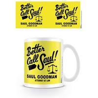 Breaking Bad Better Call Saul Mug