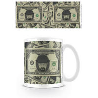 Breaking Bad Heisenberg Dollar Mug Thumbnail 1