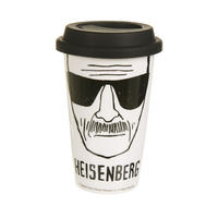 Breaking Bad Heisenberg Ceramic Travel Mug