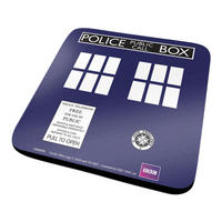 Doctor Who Tardis Coaster