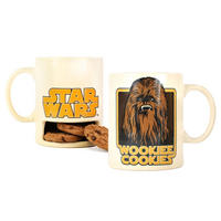 Wookiee Cookies Biscuit Holder Mug