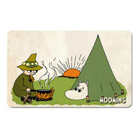 The Moomins Camping Breakfast Cutting Board