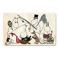 The Moomins Fishing Breakfast Cutting Board
