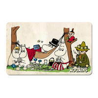The Moomins Picnic Breakfast Cutting Board
