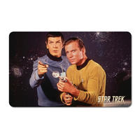 Star Trek Kirk & Spock Breakfast Cutting Board
