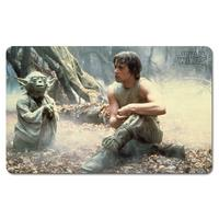 Luke & Yoda Breakfast Cutting Board