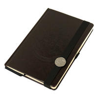 Harry Potter Hogwarts Crest Premium A5 Hardback Notebook