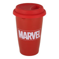Marvel Logo Ceramic Travel Mug