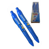 Sonic The Hedgehog Set Of 2 Pens