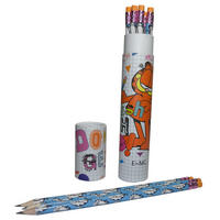 Garfield Set of 12 HB Pencils