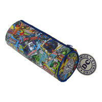 DC Comic Covers Pencil Case