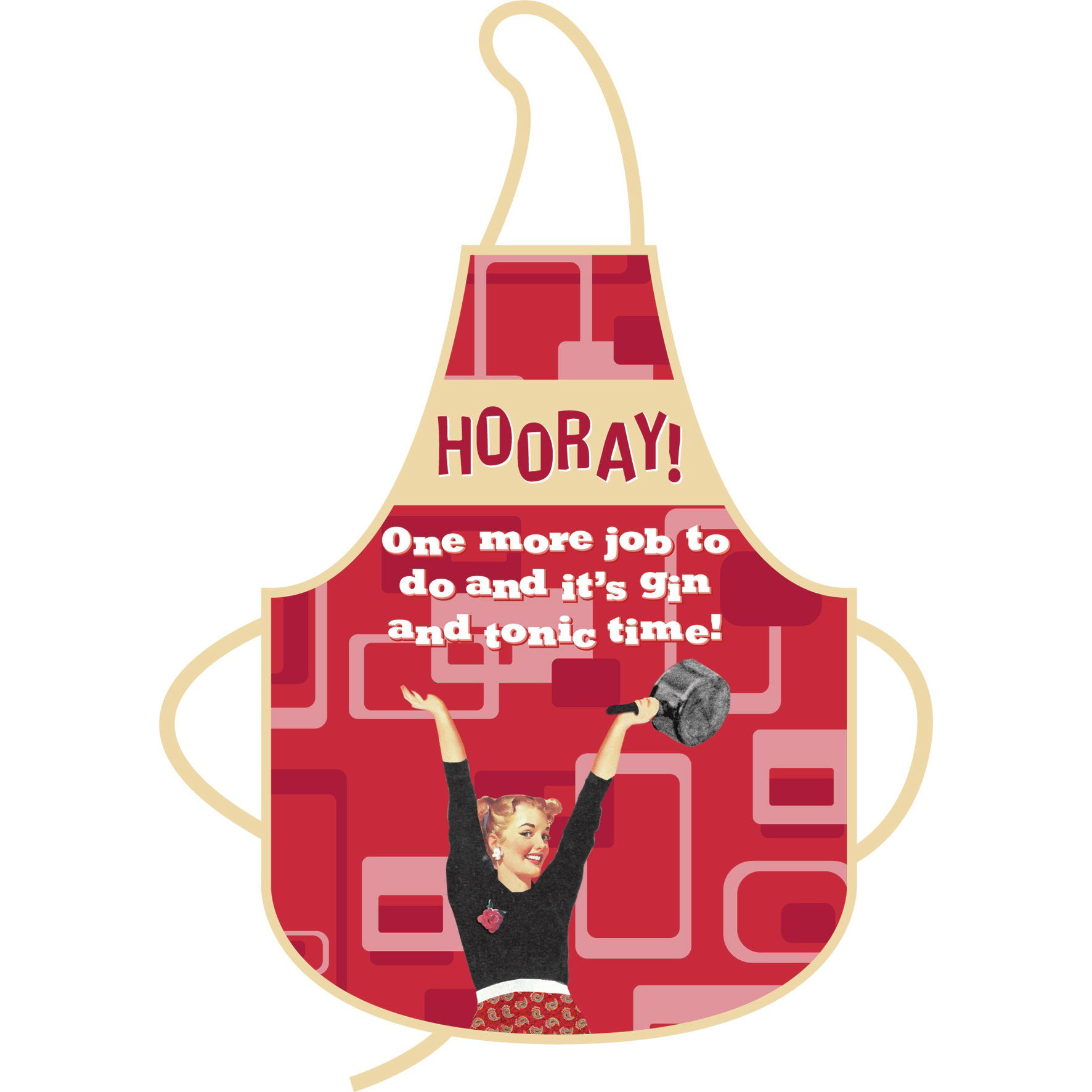 Retro Kitchen Aprons Uk