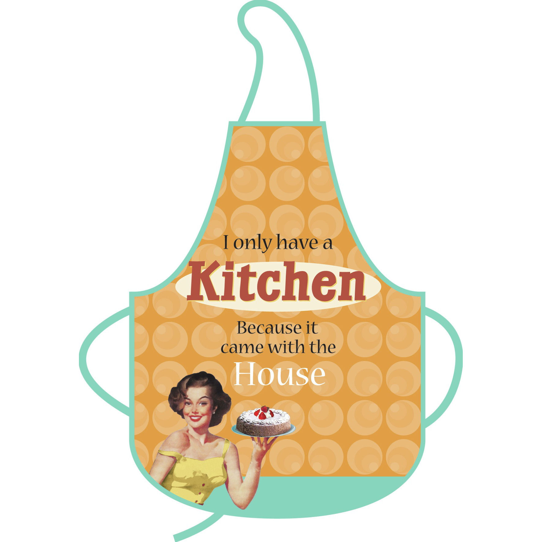 Kitchen Apron : retro-housewife-i-only-have-a-kitchen-apron.JPG
