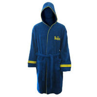 The Beatles Yellow Submarine Blue Fleece Dressing Gown Thumbnail 4