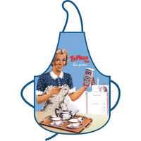 "Typhoo Tea ""Goes Further"" Cotton Apron"
