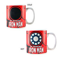 Iron Man Heat Change Mug