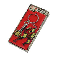 Iron Man Trolley Token Keyring