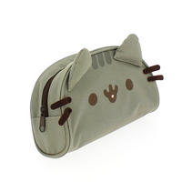 Pusheen Face Shaped Pencil Case