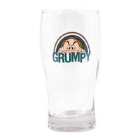 Grumpy Pint Glass