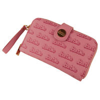 Barbie Logo Zipped Purse