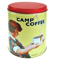 View Item Camp Coffee Large Tin Canister