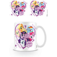 My Little Pony Heart Mug